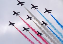 Watch the Amazing Red Arrows
